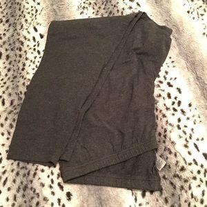 Old Navy Black Cotton Leggings